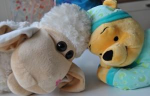 Winnie & Sheep